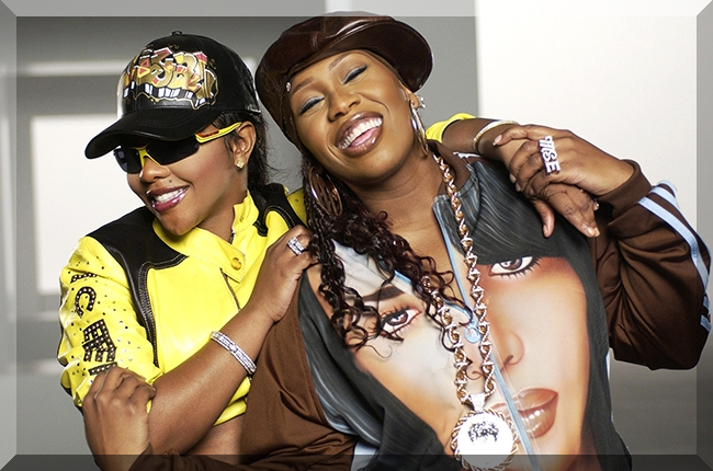 SOUL TRAIN AWARDS 2014 MISSY ELLIOTT-LIL KIM-DA BRAT