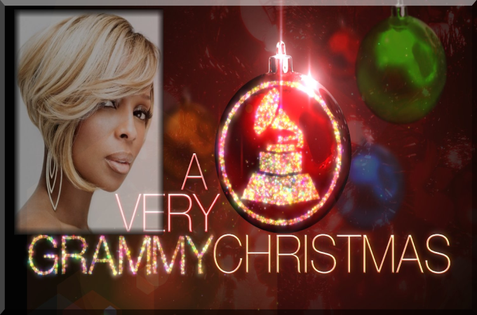 MARY J BLIGE SET TO PERFORM ON A VERY GRAMMY CHRISTMAS