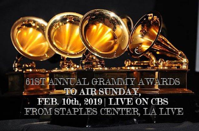 Grammy Awards 2019 Tickets Air Date Live Feb10th LA